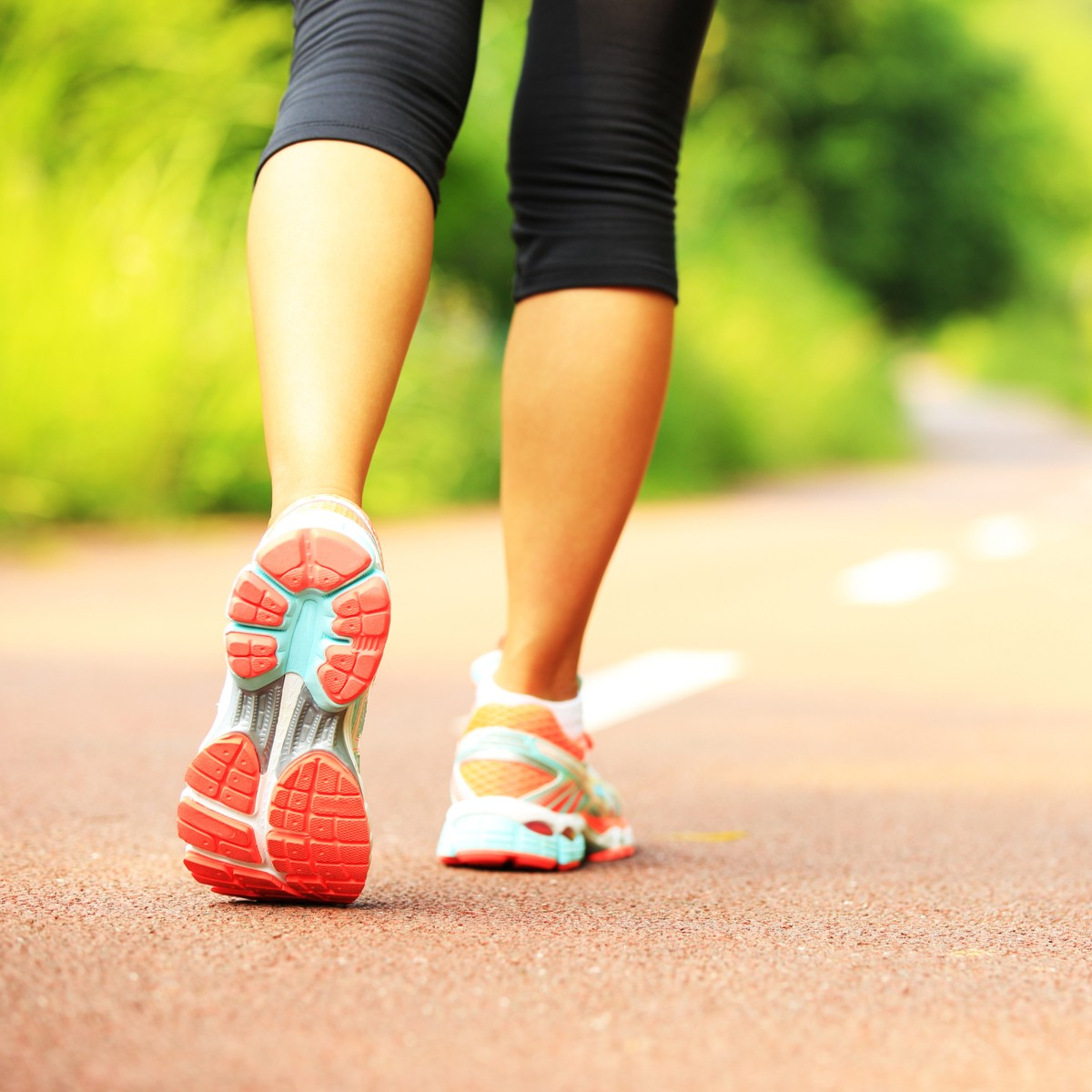 Can walking really lead to injury?